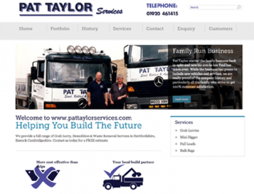 Pat Taylor Services
