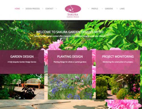 Sakura Garden Design